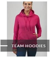 Team hoodies
