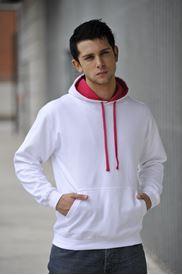 Afbeelding voor categorie 2 kleurige hoodie
