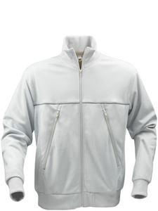 Afbeelding van Track Sweater Jacket Wit