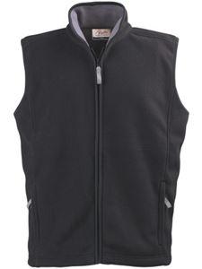 Afbeelding van Enduro Fleece Vest Zwart