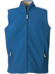 Afbeelding van Enduro Fleece Vest Blauw