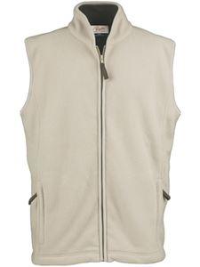 Afbeelding van Enduro Fleece Vest Beige