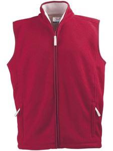 Afbeelding van Enduro Fleece Vest Rood