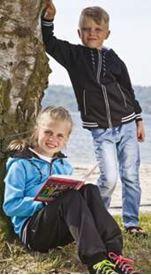 Afbeelding voor categorie Kinder Hoodies met Rits