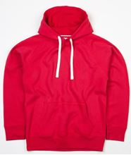 Picture of Mantis Mens Superstar Hoodie Warm Red