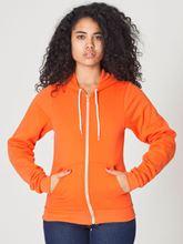 Picture of Unisex Flex Fleece Zip Hoodie van American Apparel Tang