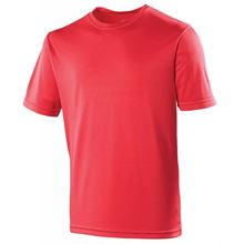 Picture of AWDis Cool-T Fire Red
