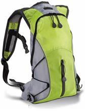 Picture of Hydra backpack KIMOOD Burnt Lime / Slate Grey
