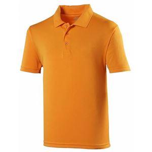 Afbeelding van Cool Polo Orange Crush