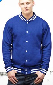 Afbeelding van College Base Ball Jack Royal Blue