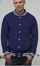 Picture of College Base Ball Jack Navy Blue
