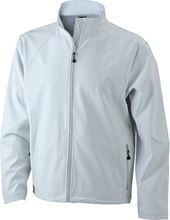 Picture of Heren Softshell Jack J&N Wit
