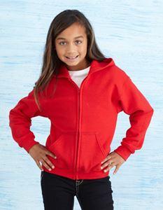 Afbeelding van Heavy Blend™ Youth Full Zip Hooded Sweatshirt