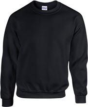 Picture of Heavy blend crew neck - sweat-shirt met rechte mouwen Black