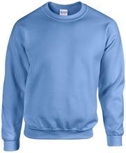 Picture of Heavy blend crew neck - sweat-shirt met rechte mouwen Carolina Blue