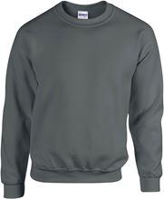 Picture of Heavy blend crew neck - sweat-shirt met rechte mouwen Charcoal