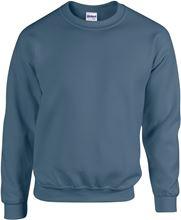 Picture of Heavy blend crew neck - sweat-shirt met rechte mouwen Indigo blue