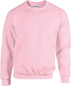 Afbeelding van Heavy blend crew neck - sweat-shirt met rechte mouwen Light Pink