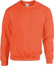 Picture of Heavy blend crew neck - sweat-shirt met rechte mouwen Orange