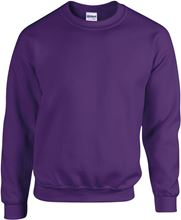 Picture of Heavy blend crew neck - sweat-shirt met rechte mouwen Purple