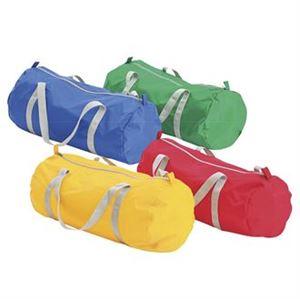 Afbeelding van Nylon pack cloth gym bag