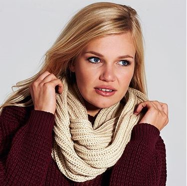 Picture of Deluxe Infinity Scarf
