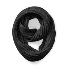Picture of Deluxe Infinity Scarf Charcoal