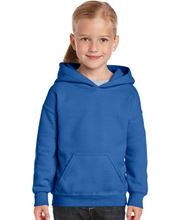 Picture of Heavy Blend™ Youth Hooded Sweatshirt Royal Blue