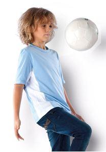 Afbeelding van Tiger - tweekleurig T-Shirt voor Kids Kariban