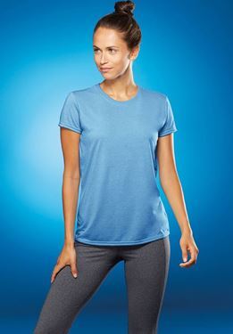 Picture of Ladies performance T-Shirt Gildan