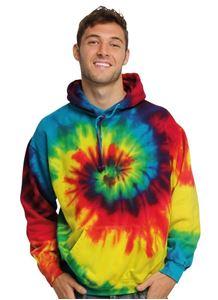 Colortone Tie Dye Hoodie