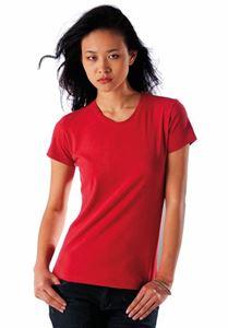 Afbeelding van  Dames T-shirt Kariban Vintage