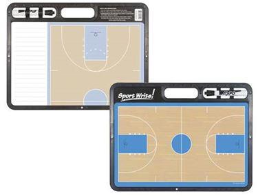 Picture of Sportwrite Coachbord Basketbal Pro