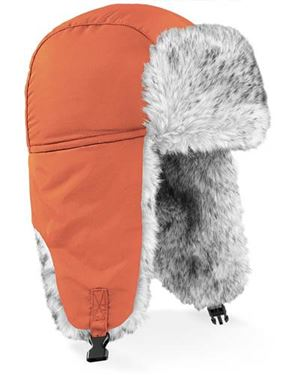 Picture of Sherpa Hat Oranje