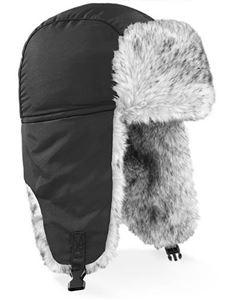 Afbeelding van Sherpa Hat Zwart