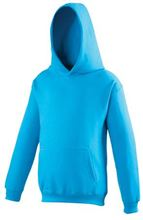Picture of College Kids Hoodie  Sapphire Blue