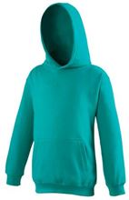 Picture of College Kids Hoodie  Jade Green