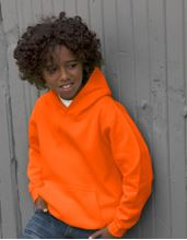Picture of Electric Hoodie Kids Orange