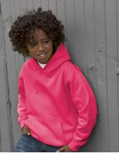 Picture of Electric Hoodie Kids Pink