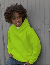 Picture of Electric Hoodie Kids Green
