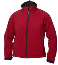 Picture of Softshell Kids Clique Rood