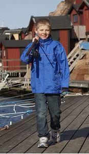 Afbeelding van Sportjack voor Kids, wind- en waterbestendig van Clique in 5 kleuren