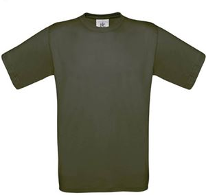 Afbeelding van Exact 150 T-shirt B&C Khaki