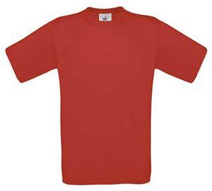 Afbeelding van Exact 150 T-shirt B&C Deep Red