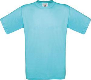 Afbeelding van Exact 150 T-shirt B&C Turqoise