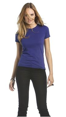 Picture of Women-Only T-shirt B&C
