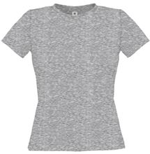 Picture of Women-Only T-shirt B&C Sport Grey