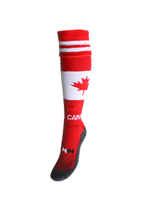 Afbeelding van  Landen Thema  Trainings Sokken Canada