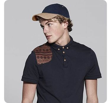 Picture of Low Profile Heavy Brushed Cotton Cap