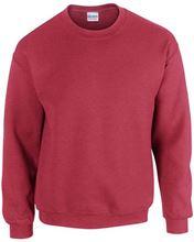 Picture of Team Sweater Heavy blend crew neck Gildan Antique Cherry